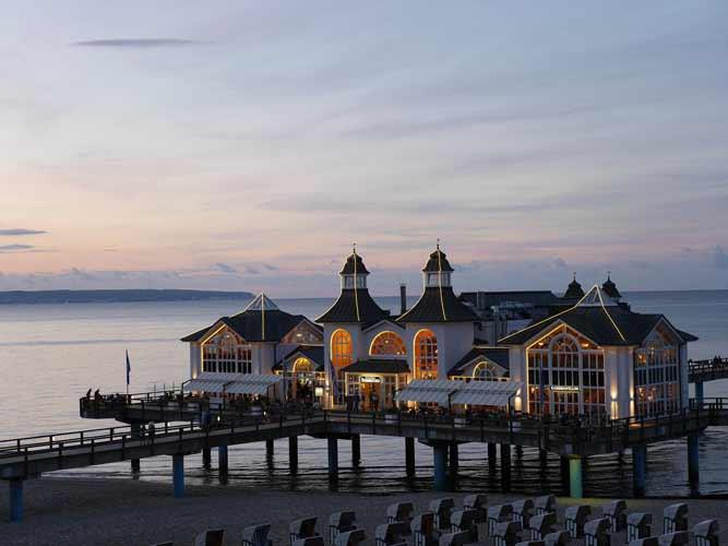 Urlaub mit Hund Ostsee Ferienhaus/Ferienwohnung Insel Rügen